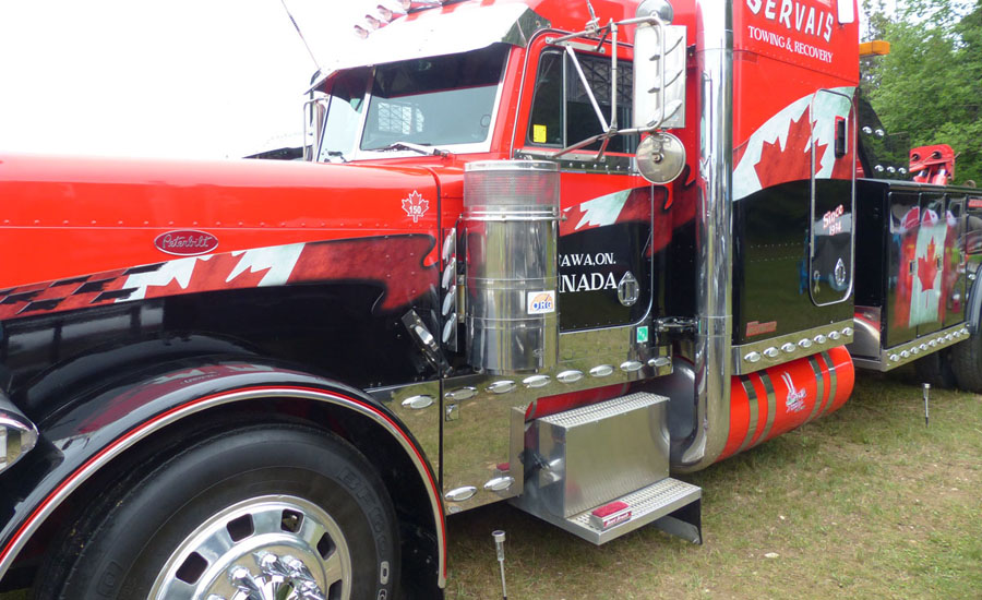 The BIG Truck Show @ Varney August Long Weekend