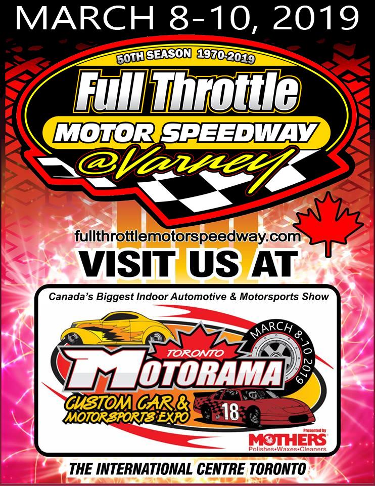 Full Throttle @ Motorama